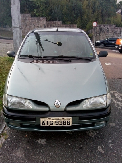 Renault Scénic Rxe 2.0 Completo