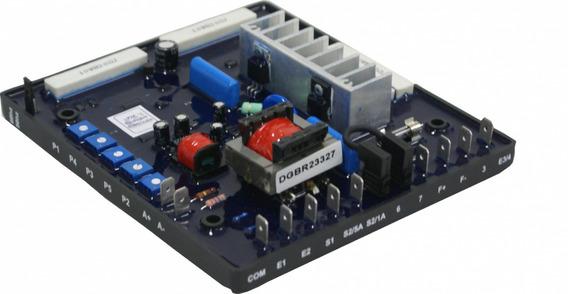 2 Reguladores De Tensão Avr Excitatriz Grt7 Th4pe 7a G-avr7