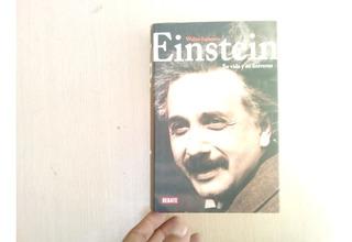 Libro Einstein Su Vida Y Su Universo Walter Isaacson