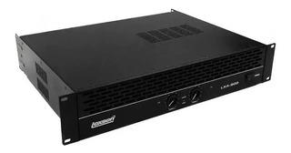 Amplificador Lexsen Lxa900 900w Rms 2 Canales Premium