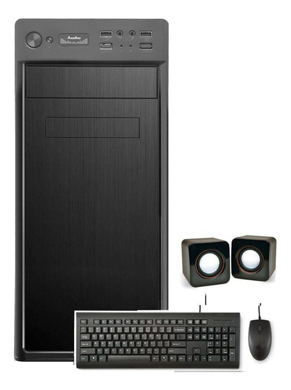 Computador Amd Phenon X2 555 3.2ghz 4gb Ddr3 1tb Dvd-r Wifi