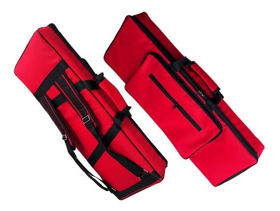 Capa Bag Para Teclado Korg Liverpool Feito Sob Medida