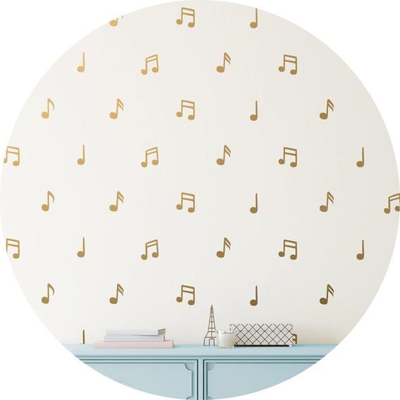 Vinilos Decorativos Stickers Notas Musicales Música