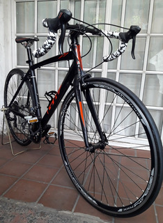 Bicicleta De Ruta, Ult. Gener.talle 50 Unica...