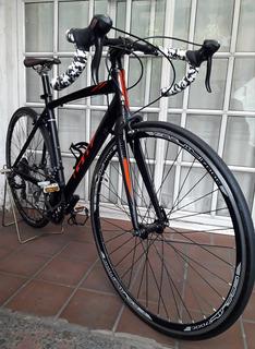 Bici De Ruta, Ultima Generacion Talle 50 Excelente Poco Uso