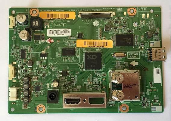 Placa Principal Lg 20mt48df 20mt48 Ebu63593510 Eax66852004
