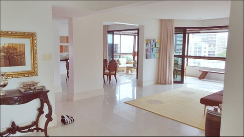 Imagem 1 de 14 de Venda - Apartamento 4 Suítes - Jardim Apipema - Salvador - B