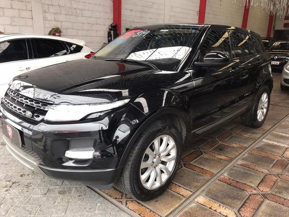 Land Rover Evoque Pure 2.0 Gasolina Novissima