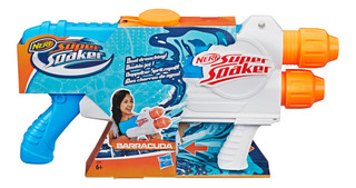 Nerf Supersoaker Lanzador De Agua Barracuda