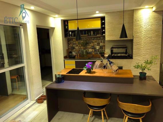 Apartamento - Mooca - Ref: 1208 - V-ap544