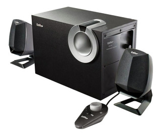 Parlante Home Edifier 2.1 M1335 30 Watts Rms - Subwoofer