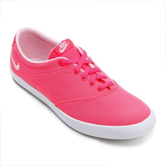 Tênis Nike Mini Sneaker Lace Canvas Feminino Original Brinde