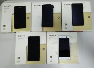 Lote 05 Sony M5 E5643 C/ Defeito S/ Garantia