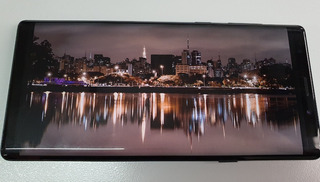 Samsung Galaxy Note 9 + Capa Led + Chip 128gb (=256 Gb)