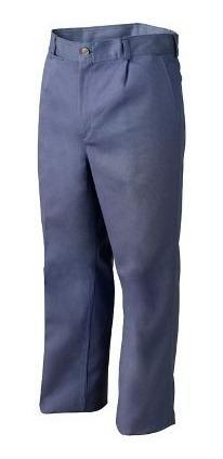 Pantalón De Trabajo Ombu, Azulino Talle 56