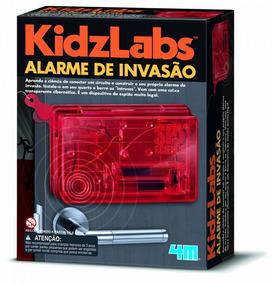 Kit Alarme De Invasão - 4m