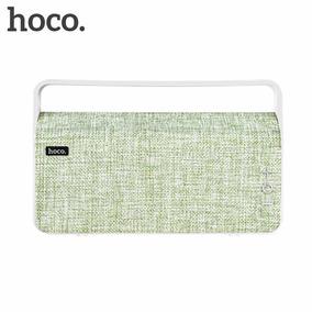 Bocina Bluetooth Verde Bs10 Hoco