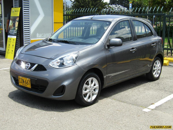 Nissan March Adavnce At 1600cc Aa Fe
