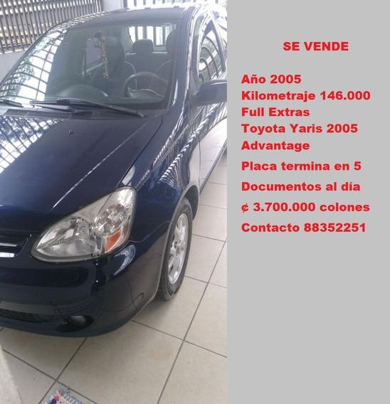 Toyota Yaris Advantage