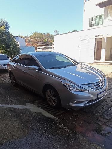 Imagem 1 de 9 de Hyundai Sonata 2012 2.4 16v Aut. 4p