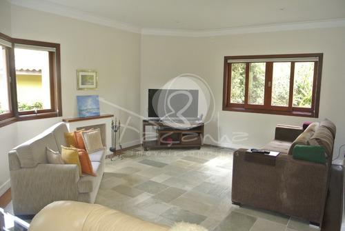 Casa Com 4 Suítes No Gramado Para Venda Em Campinas - Imobiliária Em Campinas - Ca00911 - 68709160