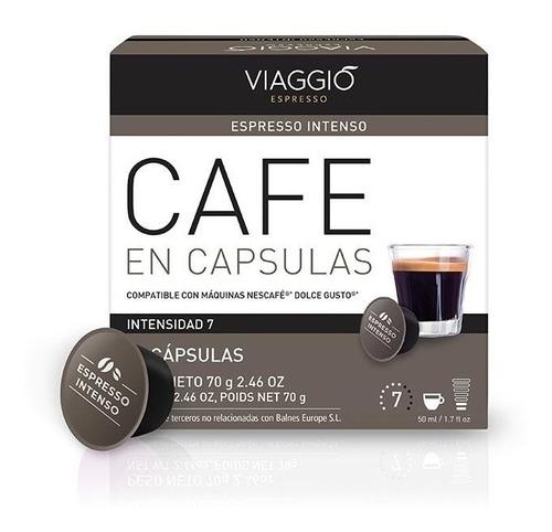 Pack 30 Cápsulas Espresso Intenso Para Dolce Gusto®