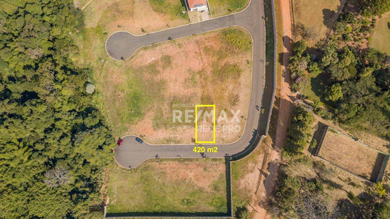 Terreno À Venda Em Condomínio Na Região Do Colégio Porto Seguro, 494 M² - Te3467
