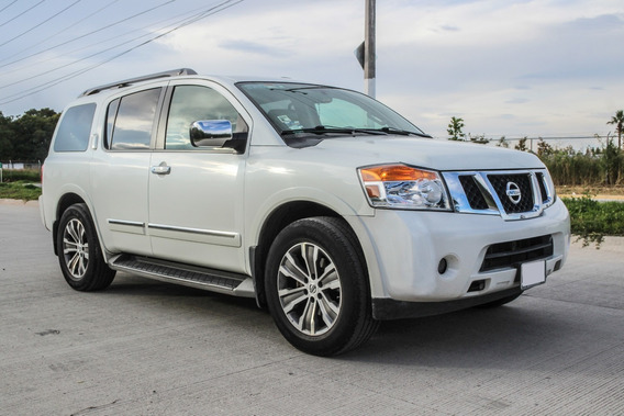 Nissan Armada 2015 / 5.6l Exclusive