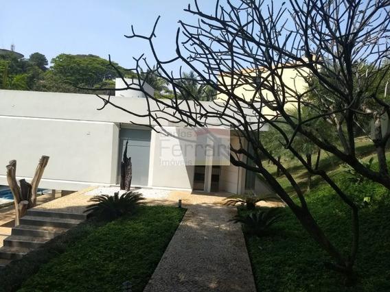 Espetacular Residência Totalmente Térrea E Isolada No Barro Branco !!! - Cf18204