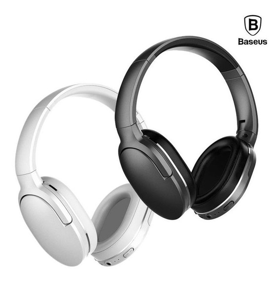 Fone De Ouvido Sem Fio Bluetooth Baseus Encok D02
