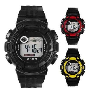 Reloj Hombre Marca Honx Deportivo Digital Caucho Alarma