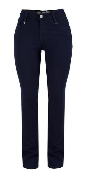Jeans Vaquero Wrangler Mujer Slim Fit U01