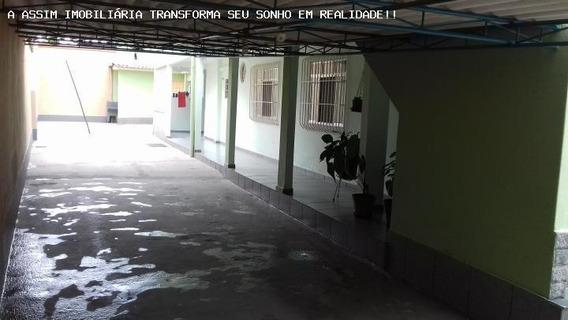 Casa 3 Dormitórios Para Venda Em Volta Redonda, Retiro, 5 Dormitórios, 3 Banheiros, 5 Vagas - C038
