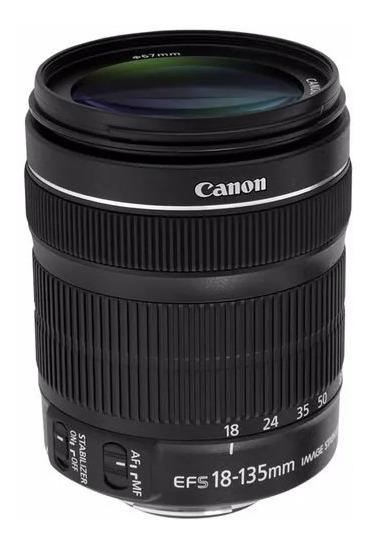 Lente 18-135 Mm Original Canon