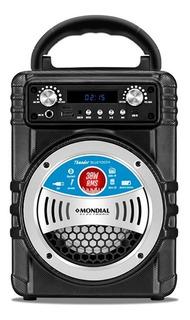 Parlante Bluetooth Mondial Moc-05 Portatil Usb Radio Fm Sd