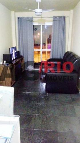Apartamento-à Venda-jardim Sulacap-rio De Janeiro - Agv22768