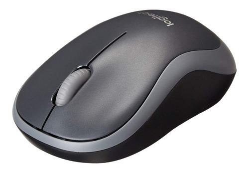 Mouse Logitech M185 Optico Inalambrico Wireless Colores Pc