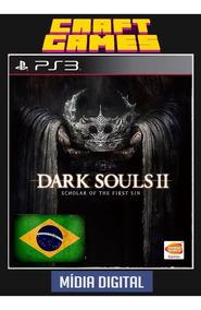Dark Souls Ii 2 Scholar Of The First Sin Ps3 Psn Digital