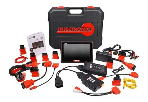 Imagen 1 de 4 de Cj8k Injectronic Escaner Automotriz Osciloscopio Cable Fca**