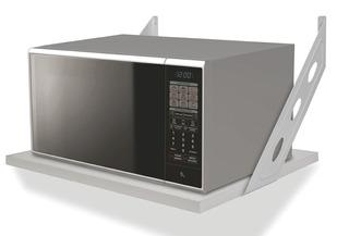 Soporte Set 52x36 Kit B Estante Microondas / Horno Electrico