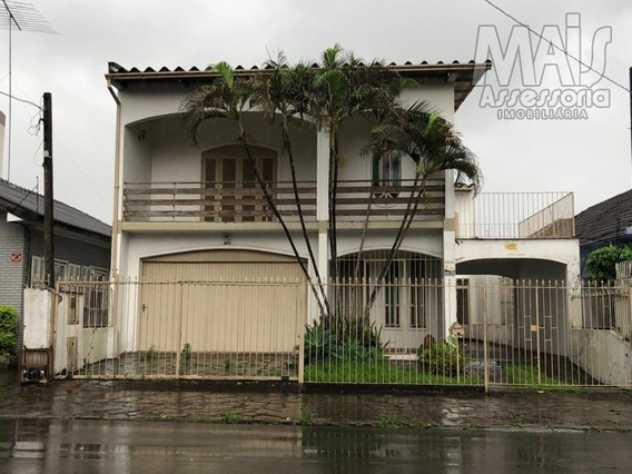 Casa Para Locação Em Novo Hamburgo, Rio Branco, 4 Dormitórios, 2 Suítes, 3 Banheiros, 2 Vagas - Sac0009_2-971832