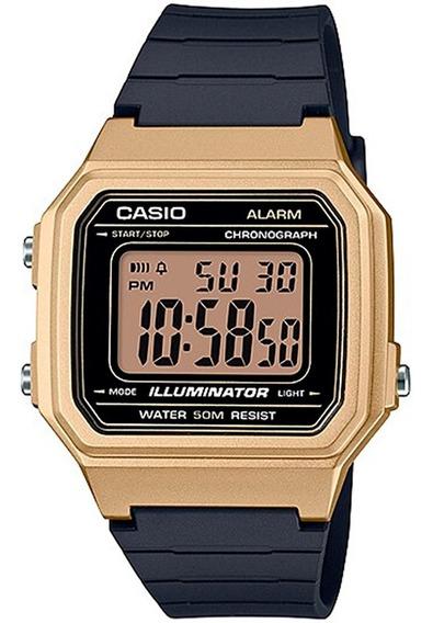 Relógio Casio Unisex Standard Digital W-217hm-9avdf