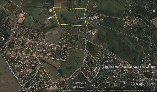 Área Residencial À Venda, Village Campinas, Campinas. - Ar0310