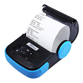 Mini Impressora Portátil 80mm Bluetooth Apostas E Comercio