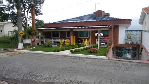 Imagem 1 de 19 de Casa - Arujá Country Club - Ca-572