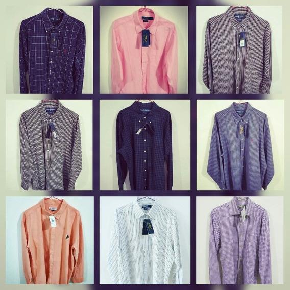 Camisas Polo Ralph Lauren Americanas Nuevas Originales Usa