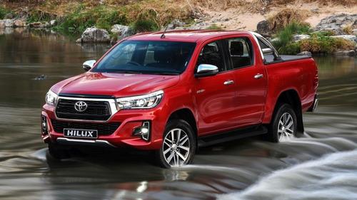 Toyota Hilux Plan 70/30 84 Meses
