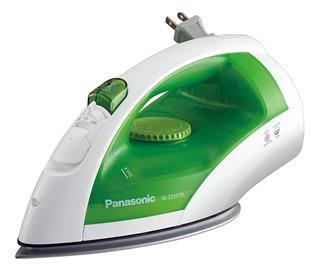Plancha Ropa Panasonic Ni-e250tr Retráctil Vapor Titanio