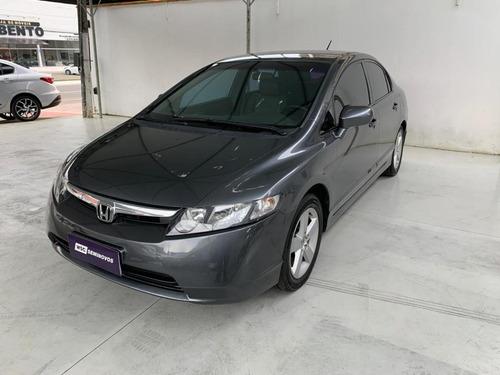 Civic Lxs - 2008 Automtico