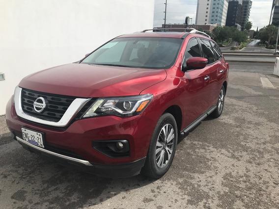 Nissan Pathfinder 2018 3.5 Advance Cvt